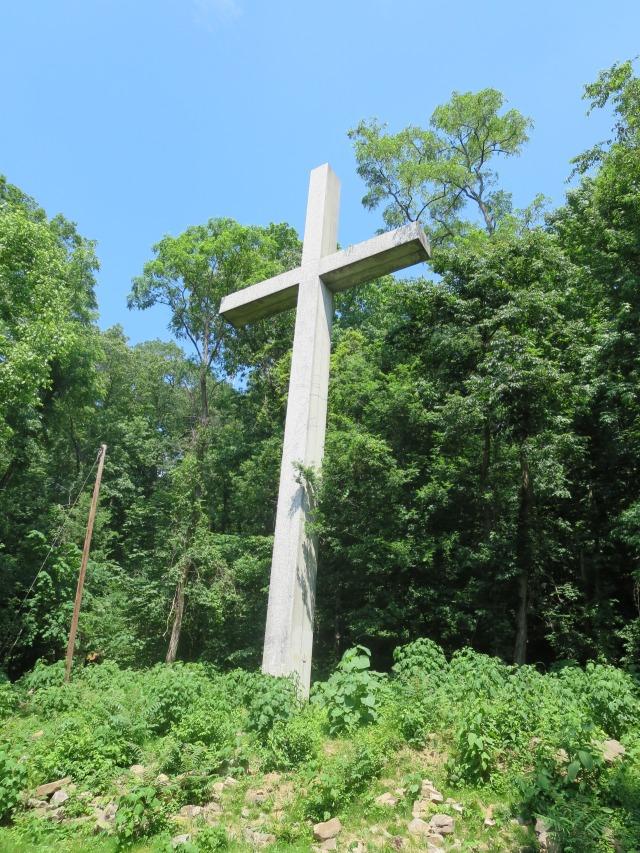 Burritt Museum Cross