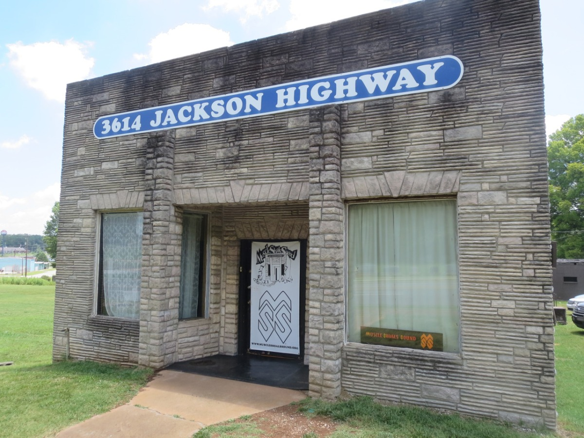 Discovering the Muscle Shoals Sound