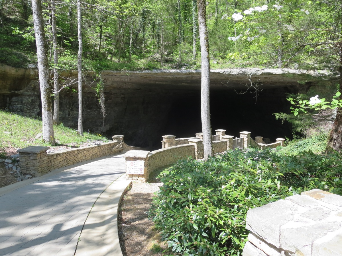 Exploring Deep Beneath the Earth at Cathedral Caverns State Park