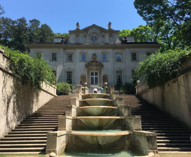 The Atlanta History Center, The Swan House