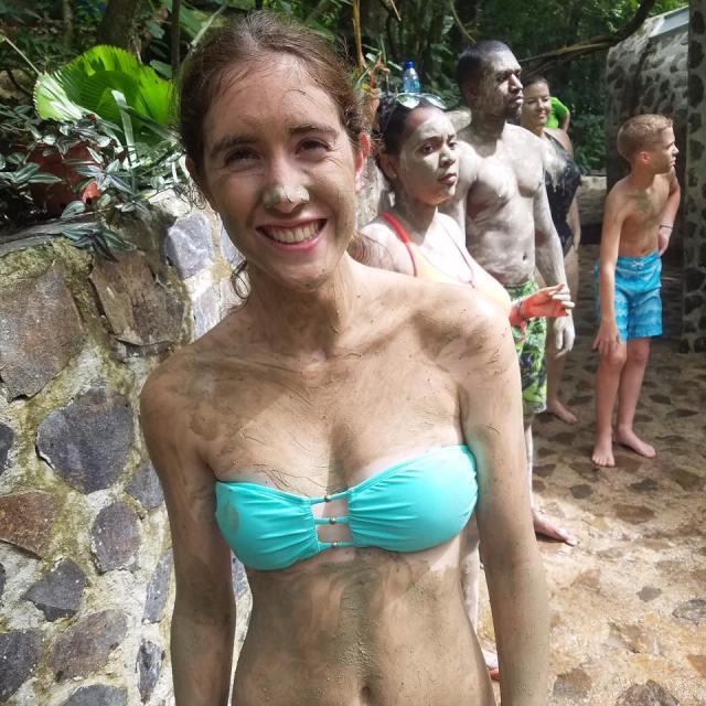 Costa Rica Mud Bath