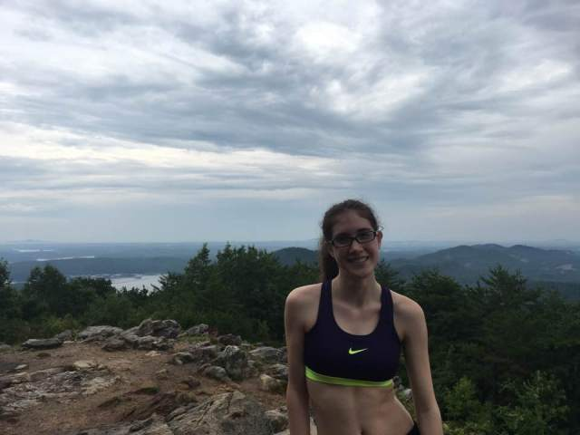 Pine Mountain Summit