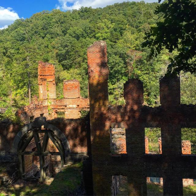 Sweetwater Creek State Park New Manchester Mill