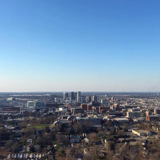Birmingham, the Magic City