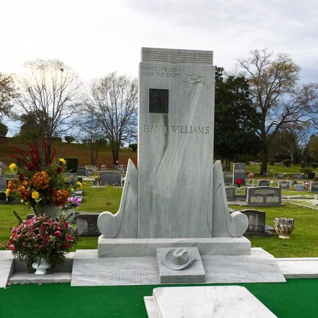 Hank Williams Grave