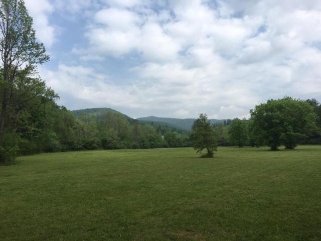 Unicoi to Helen Trail