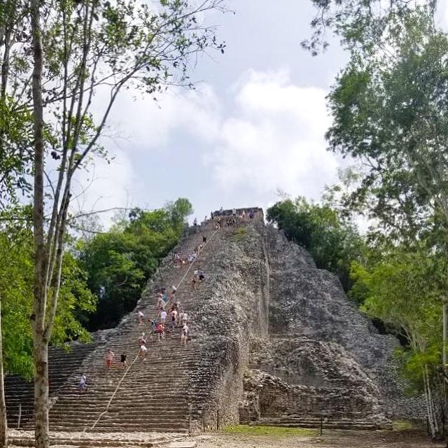 Coba Mayan Ruins, Mexico