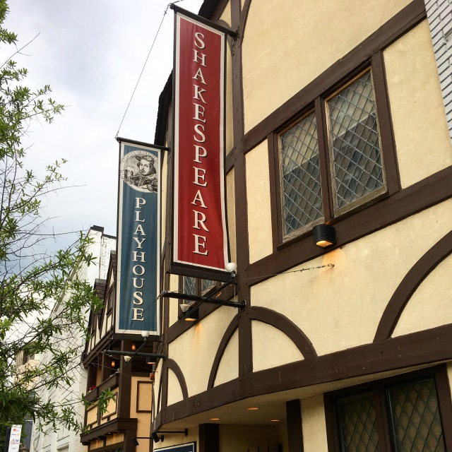 Shakespeare Tavern Playhouse