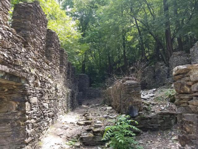 Sope Creek Paper Mill Ruins