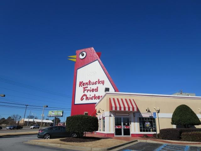 The Big Chicken