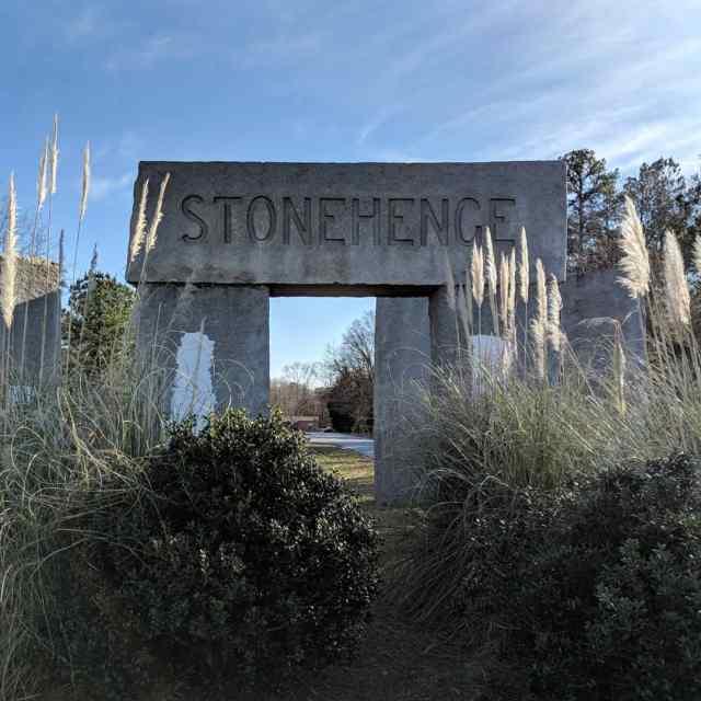 Subdivision Stonehenge, Georgia