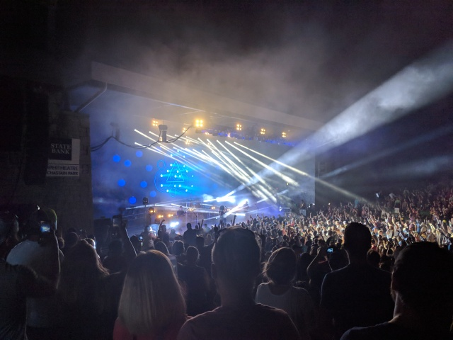 Coheed and Cambria at Chastain Park