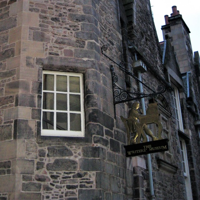 The Writers' Museum, Edinburgh