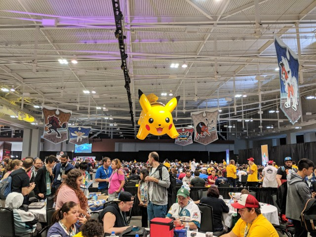 Pokemon Worlds in Nashville