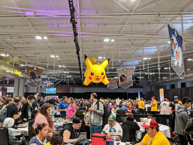 Pokemon Worlds in Nashville