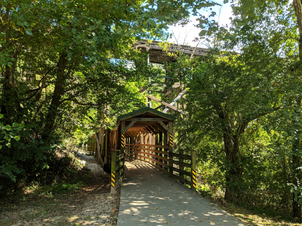 Georgia Hikes: Atlanta BeltLine Northside Trail