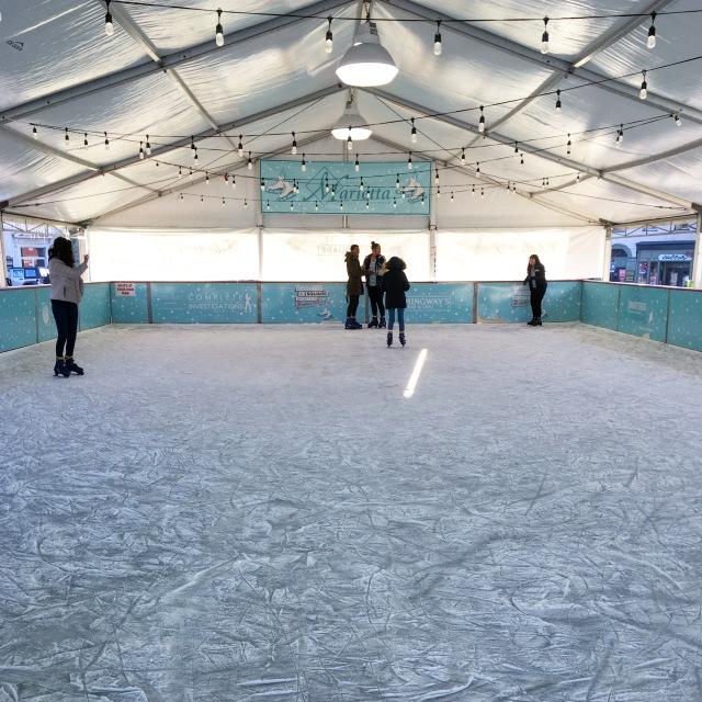 Atlanta Ice Skating