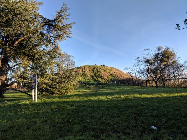 Cambridge Castle Mound