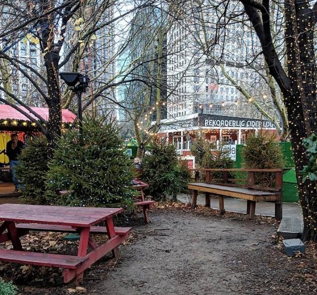 Underbelly Christmas Market