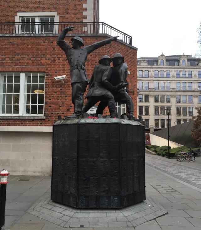 Firefighters' Memorial