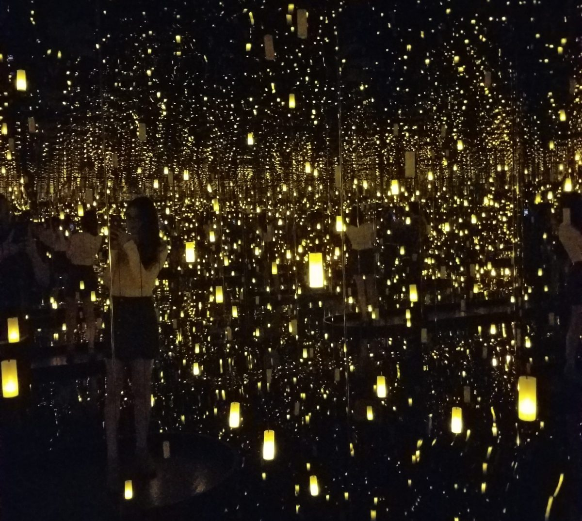Seeing Yayoi Kusama's Infinity Mirrors at the High Museum of Art