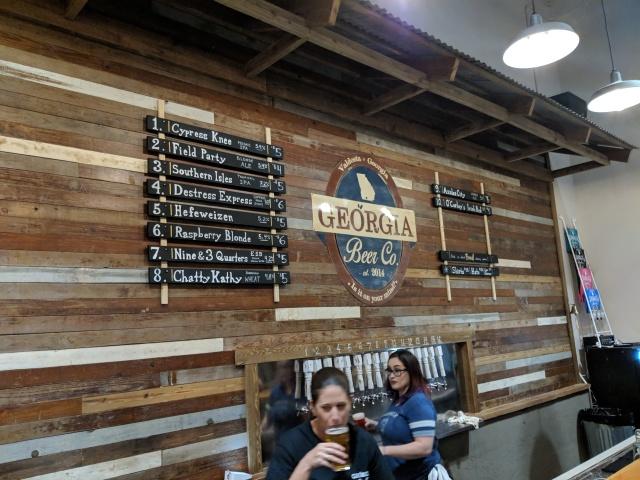 Georgia Beer Co.