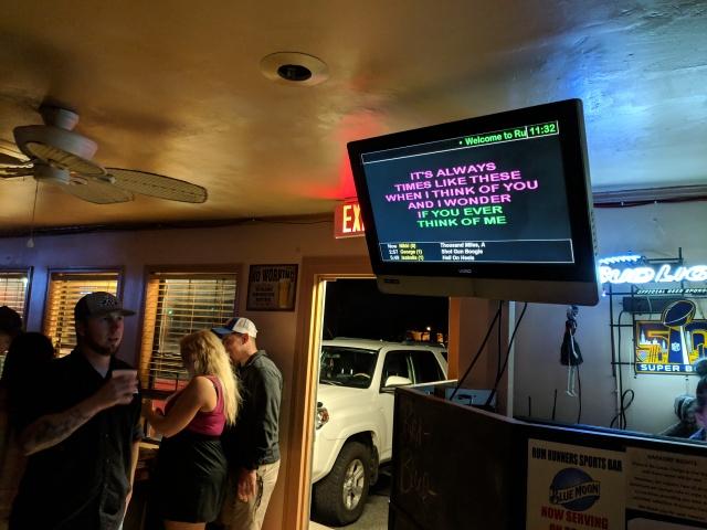 Rum Runner Sports Bar