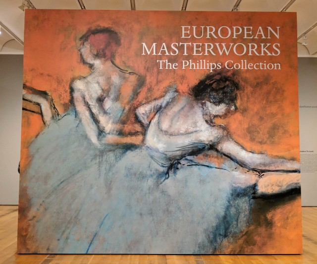 European Masterworks: The Phillips Collection at the High