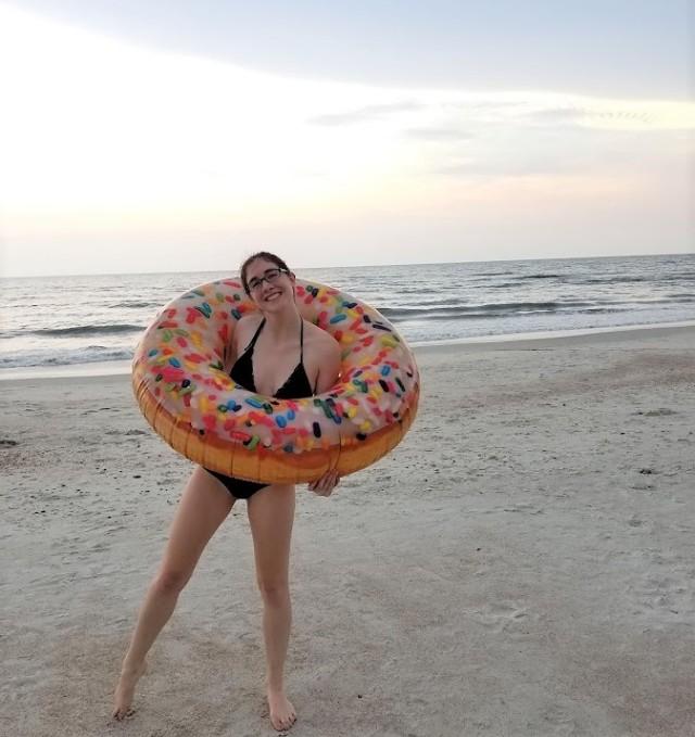 Doughnut Inner Tube